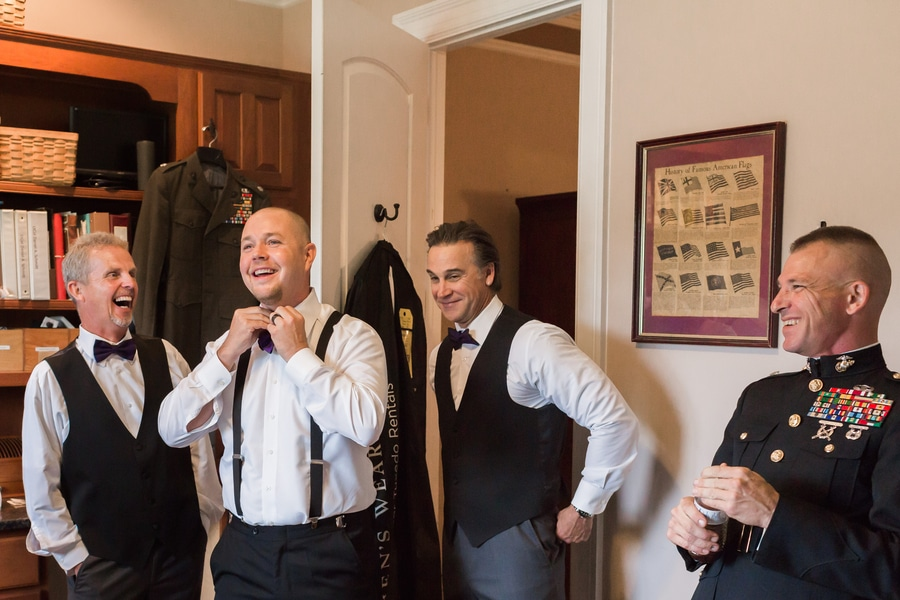 rockabilly rock and roll virginia wedding pictures (6)