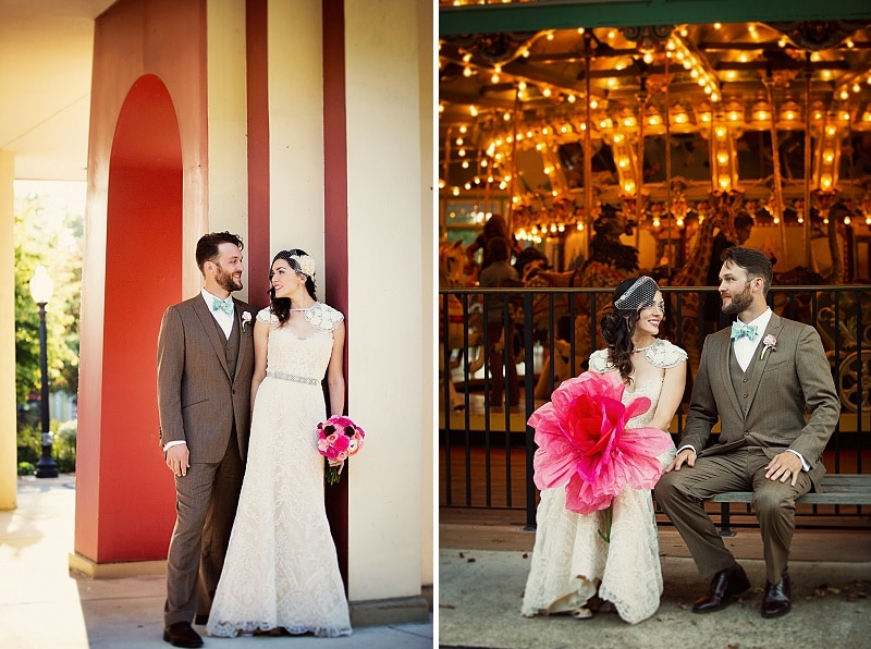 vintage DIY glen echo park wedding pictures (23)