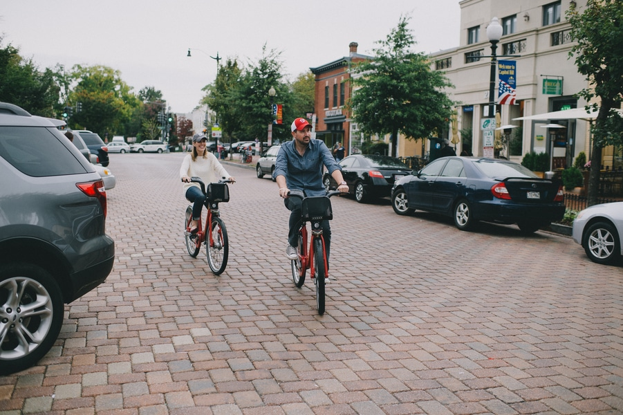 capital bikeshare eastern market engagement pictures in DC (4)