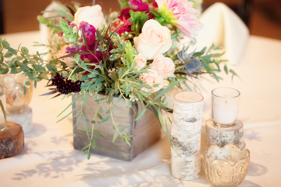 mountainside colorado wedding inspiration pictures flowers (2)