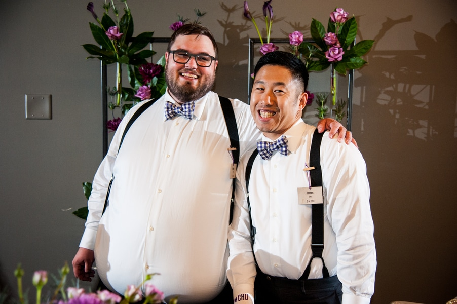 intimate modern same sex washington dc wedding (24)