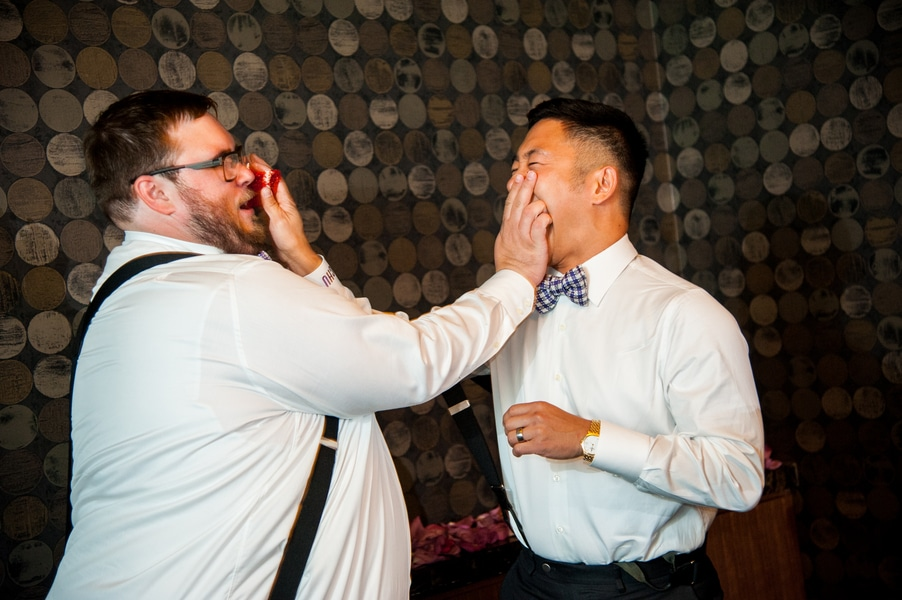 intimate modern same sex washington dc wedding (25)