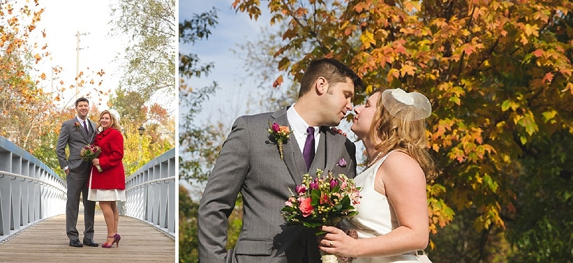 intimate small budget real Fall Virginia wedding (4)