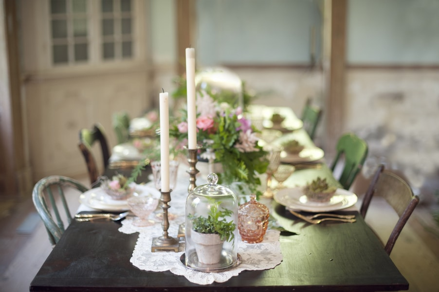 organic green virginia springtime wedding inspiration (2)