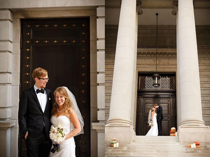 washington dc wedding pictures carnegie institution science black gold (13)
