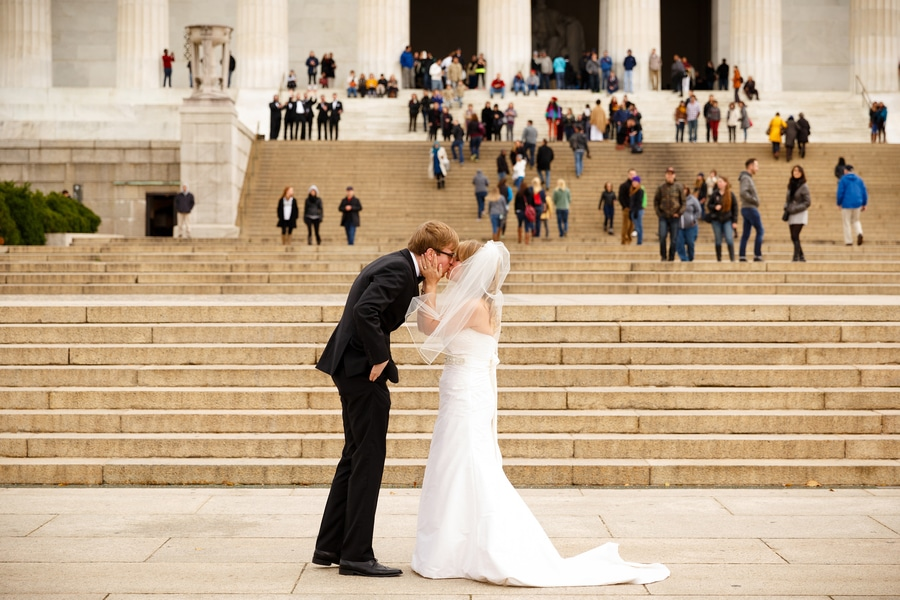 washington dc wedding pictures carnegie institution science black gold (2)