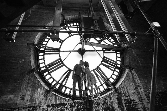 baltimore clocktower engagement pictures (10)