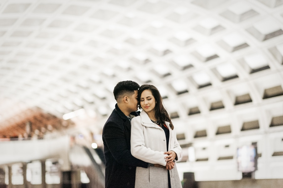 washington dc metro engagement pictures (12)