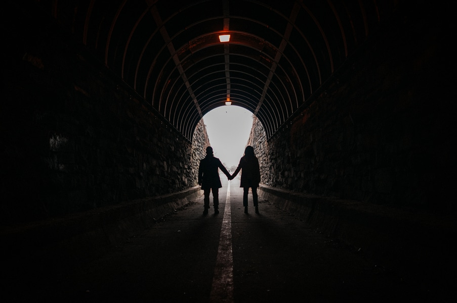 washington dc metro engagement pictures (2)