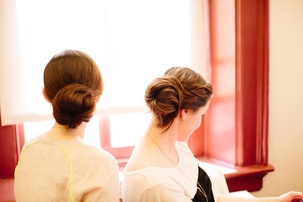 DIY Top Knots Workshop wedding workshops DC (25)