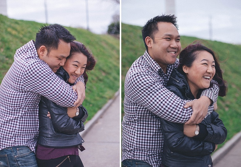 laid back richmond virginia engagement pictures (1)