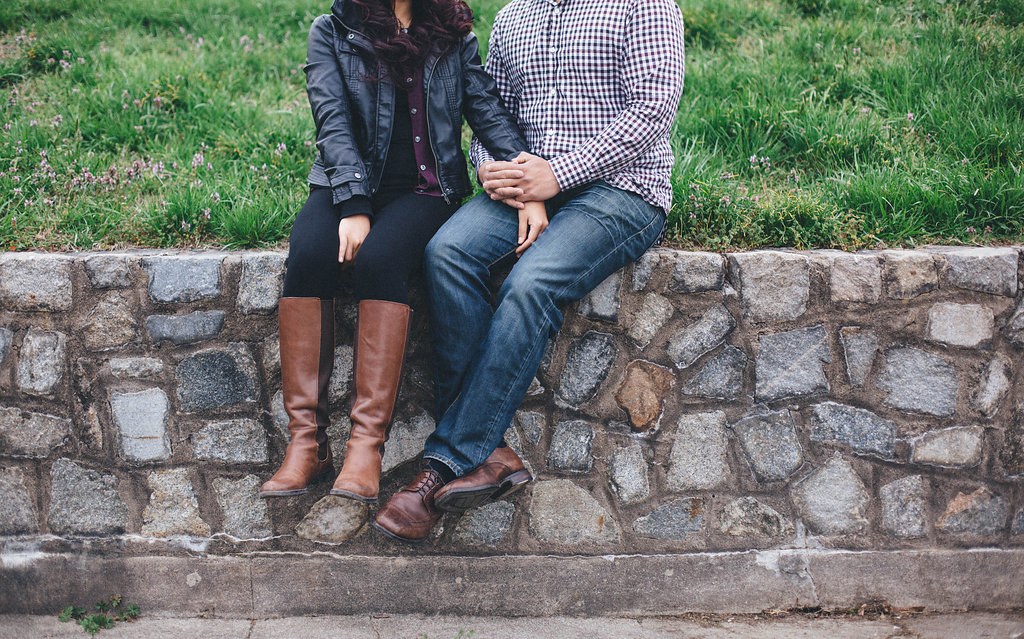 laid back richmond virginia engagement pictures (11)