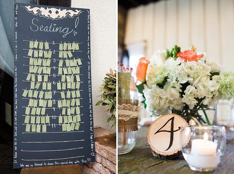 DIY Virginia wedding Teacher Themed rustic pictures (11)