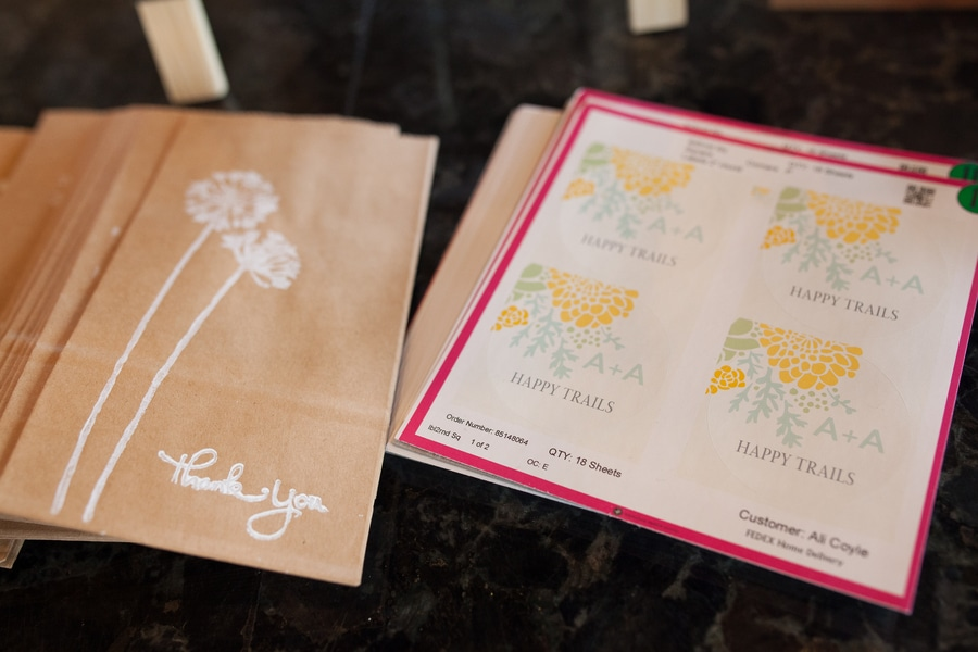 DIY Virginia wedding Teacher Themed rustic pictures (21)