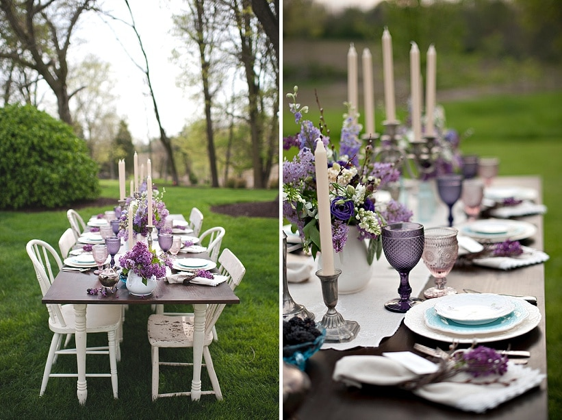 blackberry wedding purple rustic details (5)