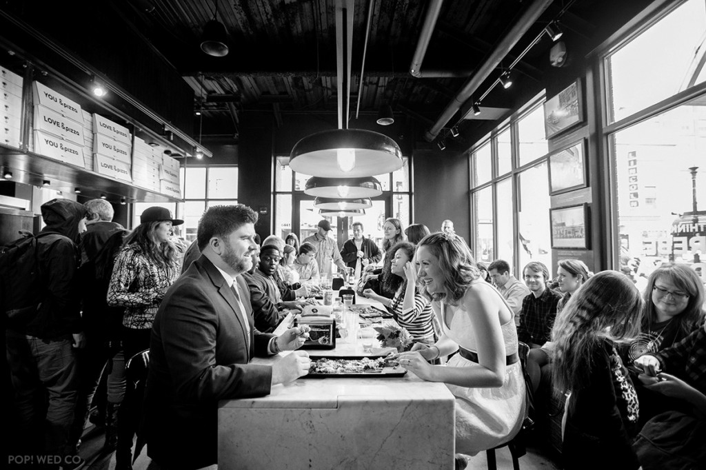 offbeat DC wedding Pi Day at &Pizza (18)