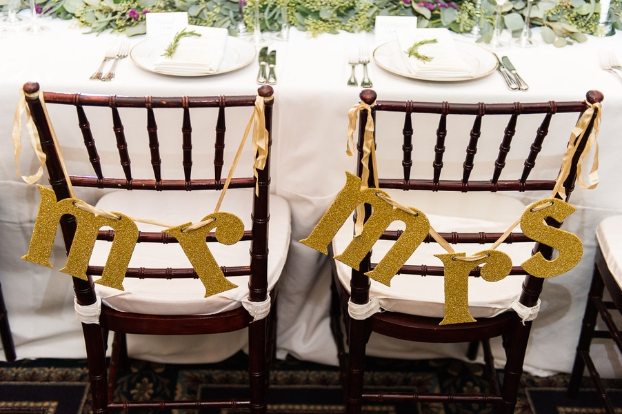 classy gold themed Washington DC wedding Carnegie Institute Science pictures (20)