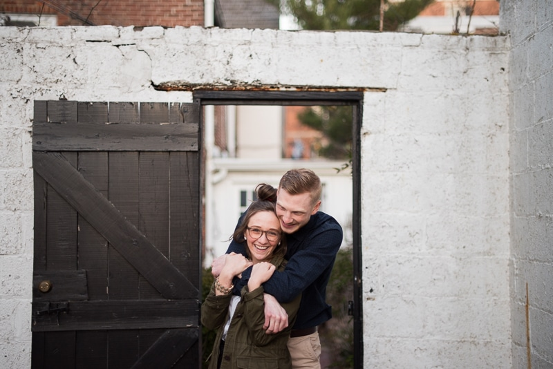 surprise proposal hipster engagement pictures (1)