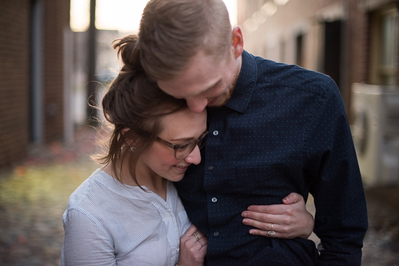 surprise proposal hipster engagement pictures (3)