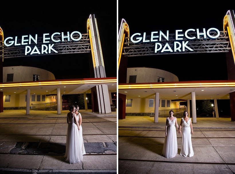 modern DIY same sex glen echo park wedding (19)