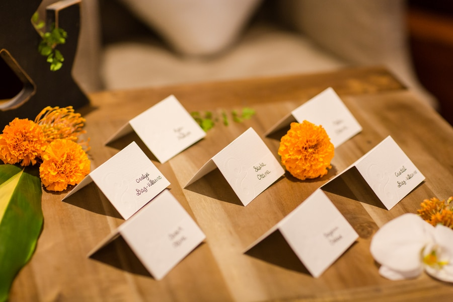modern same sex orange themed DC wedding (16)