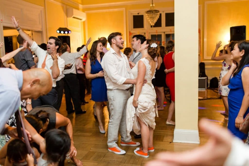 alternative rad DIY Washington DC wedding Josephine Butler Parks Center (12)