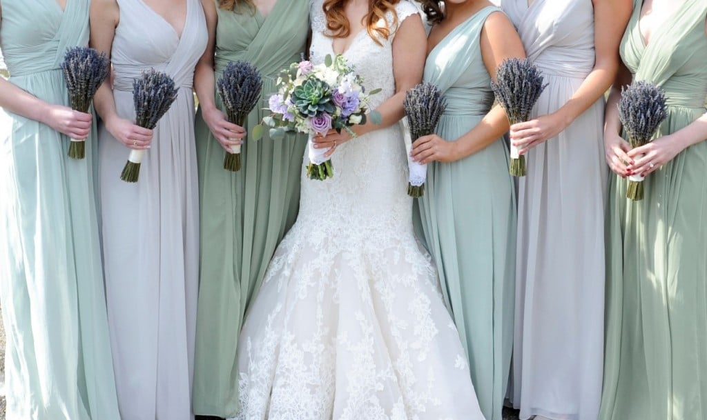 Guest Post: Choosing Your Wedding Party | Capitol Romance