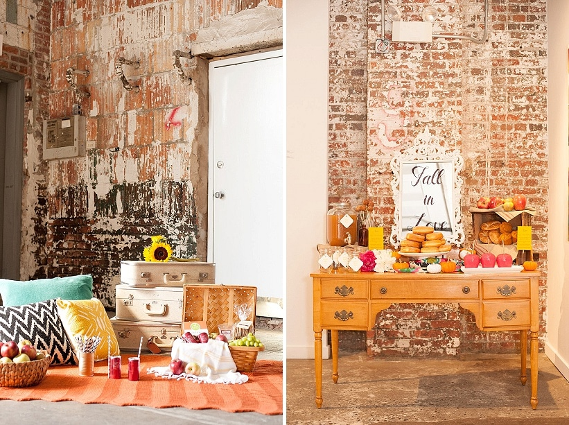 bohemian brunch Fall wedding ideas (4)