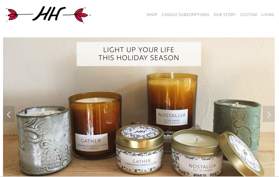 hh candles