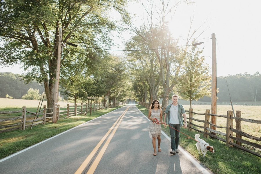 alternative maryland hiking sugarloaf mountain engagement pictures (1)