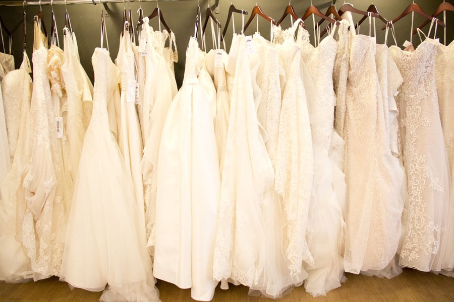 Guest Post: Wedding Dress Shopping When You Have an Average Woman\'s ...
