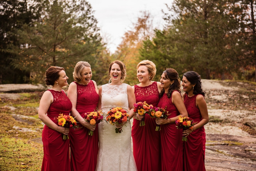 multicultural indian american virginia winery wedding fall themed winery at fine creek (1)
