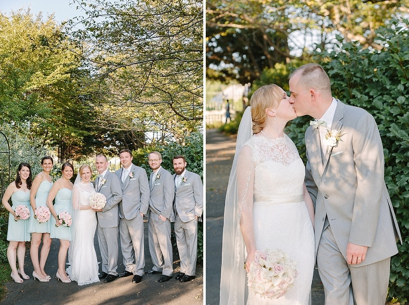 teal pink spring wedding pictures Virginia Meadowlark Botanical Gardens wedding (14)