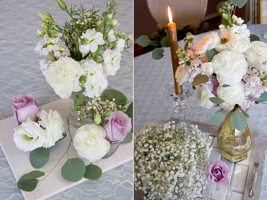 Bride To Be Guest Blogger Our Diy Wedding Centerpieces Capitol