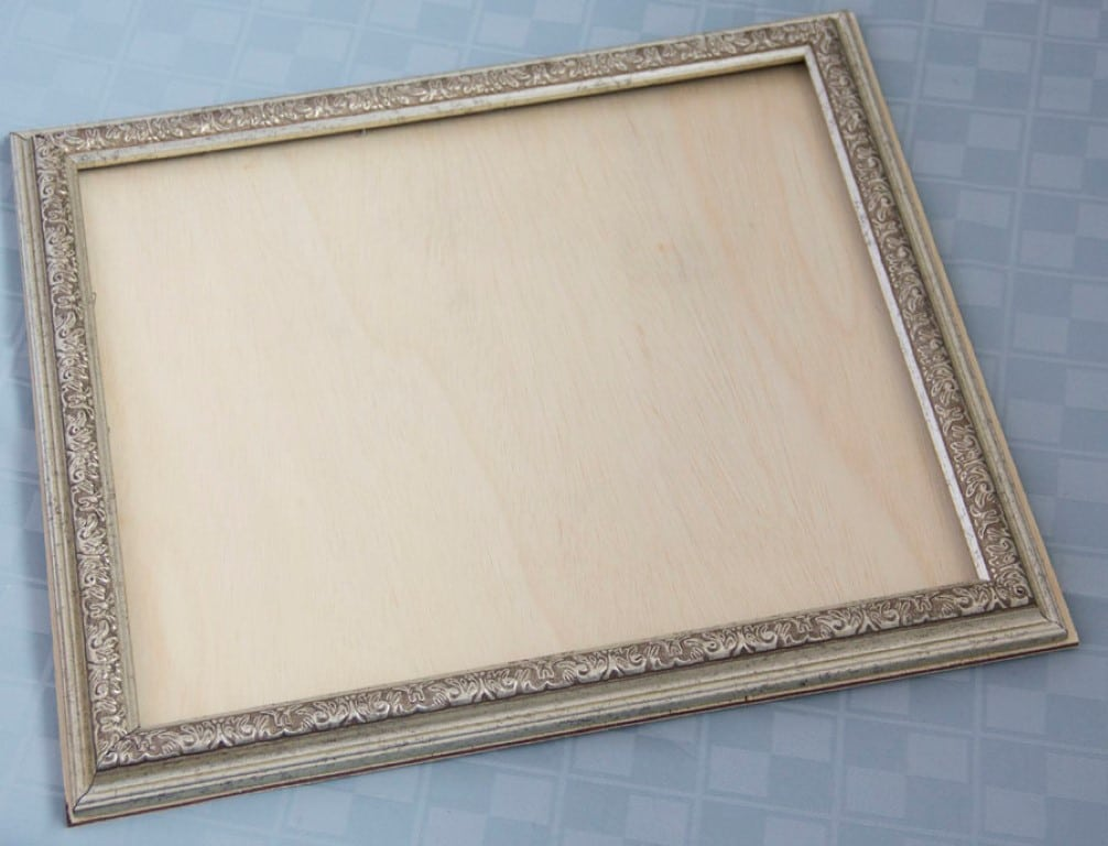 Bride to be guest blog diy serving tray tutorial using frames diy wood frame serving tray tutorial 4 solutioingenieria Images