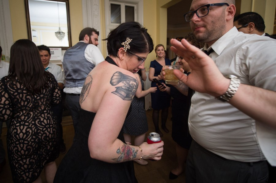 dc themed rad alternative washington dc wedding josephine butler parks center (19)