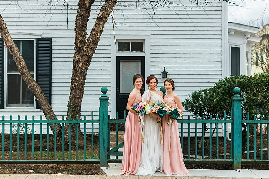 teal purple light pink wedding inspiration details pictures6