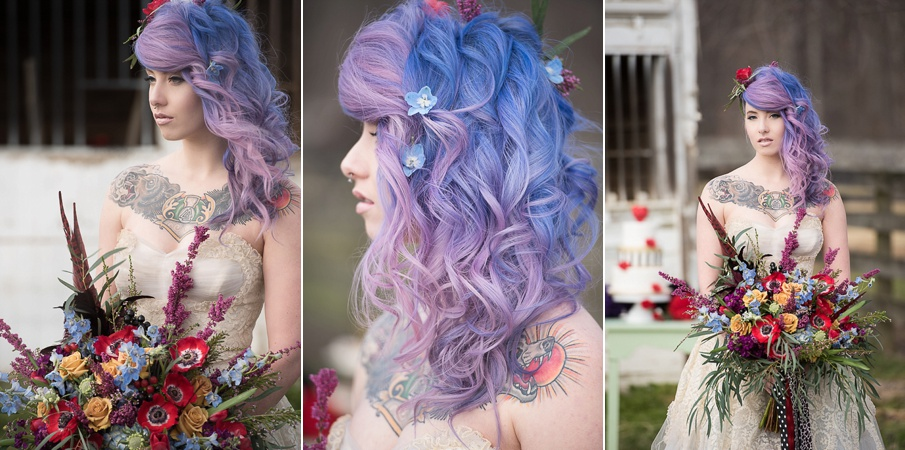 ultimate rockabilly wedding inspiration ideas pictures1