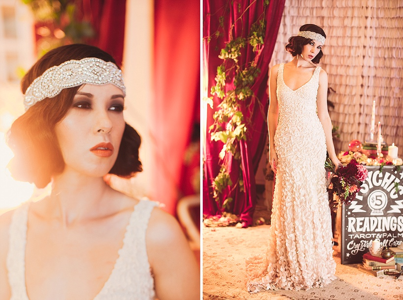 dramatic edgy wedding bride inspiration pictures (10)