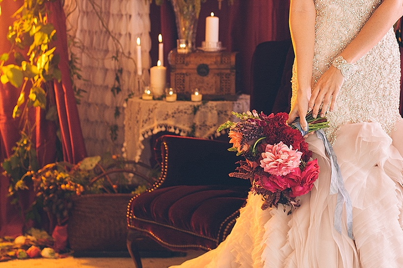 dramatic edgy wedding bride inspiration pictures (8)