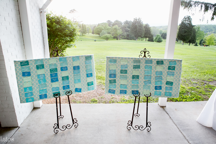 fun stylish tv-themed parks and rec virginia camp wedding28