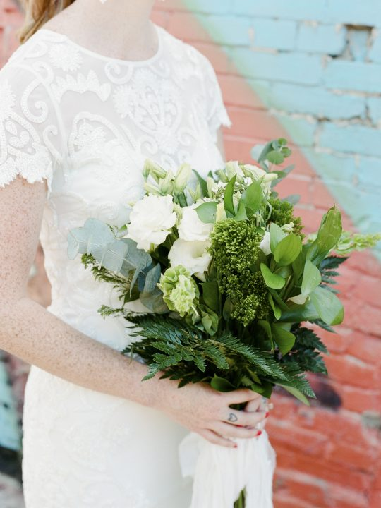 Guest Post I DIYed My Wedding Flowers Lived To Tell The Tale