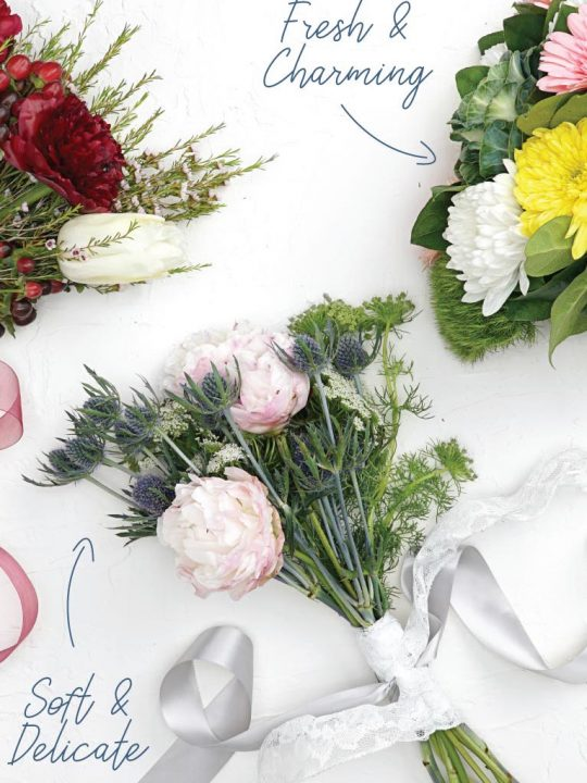 DIY How To: Origami Paper Flower Bouquet   Capitol Romance